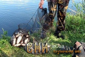 Риба, ловити рибу
