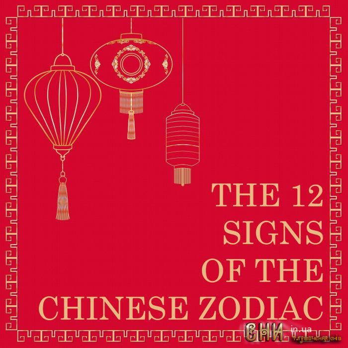 Китайський Зодіак: традиція, яка тривала більш ніж 2 500 років.